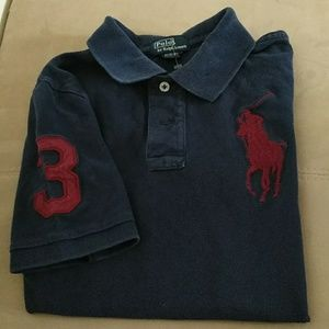 Ralph Lauren Polo shirt M 10-12